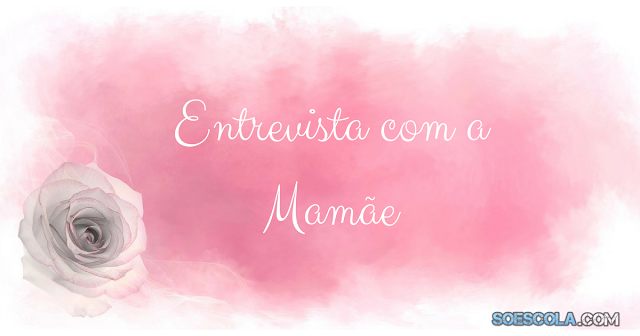 Confira nesta postagem uma super sugestão de Atividade para trabalhar o Dia das Mães.