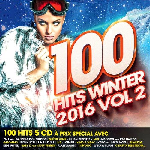 Download [Mp3]-[Hot New Album] อัลบั้มเต็ม เพลงแด๊นซ์สากล เพราะๆ ฮิตๆ มันส์ๆ 100 Hits Winter 2016 Vol.2 CBR@320Kbps 4shared By Pleng-mun.com
