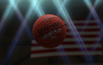 NBA 2K13 Spalding NeverFlat Basketball Mod NBA2K Patch