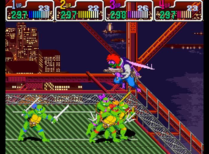 SuperPhillip Central: Top Five Teenage Mutant Ninja Turtles Games
