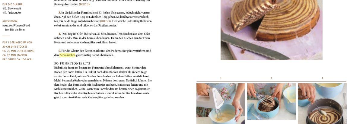 printbalance: Buchrezension: Die GU-Backbibel: Göttliche Rezepte von ...