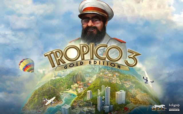 تحميل لعبة بناء المدن تروبيكو 3 للكمبيوتر download tropico3