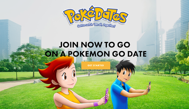 If Love Pokémon Go You can Check Dating App Named PokéDates