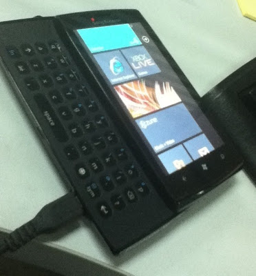 sony1 Rumor: Windows Phone 7 em smartphones da Sony Ericsson