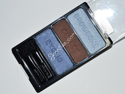 Wet 'n' Wild On Cloud Nine Color Icon Eyeshadow Trio Review & Swatches