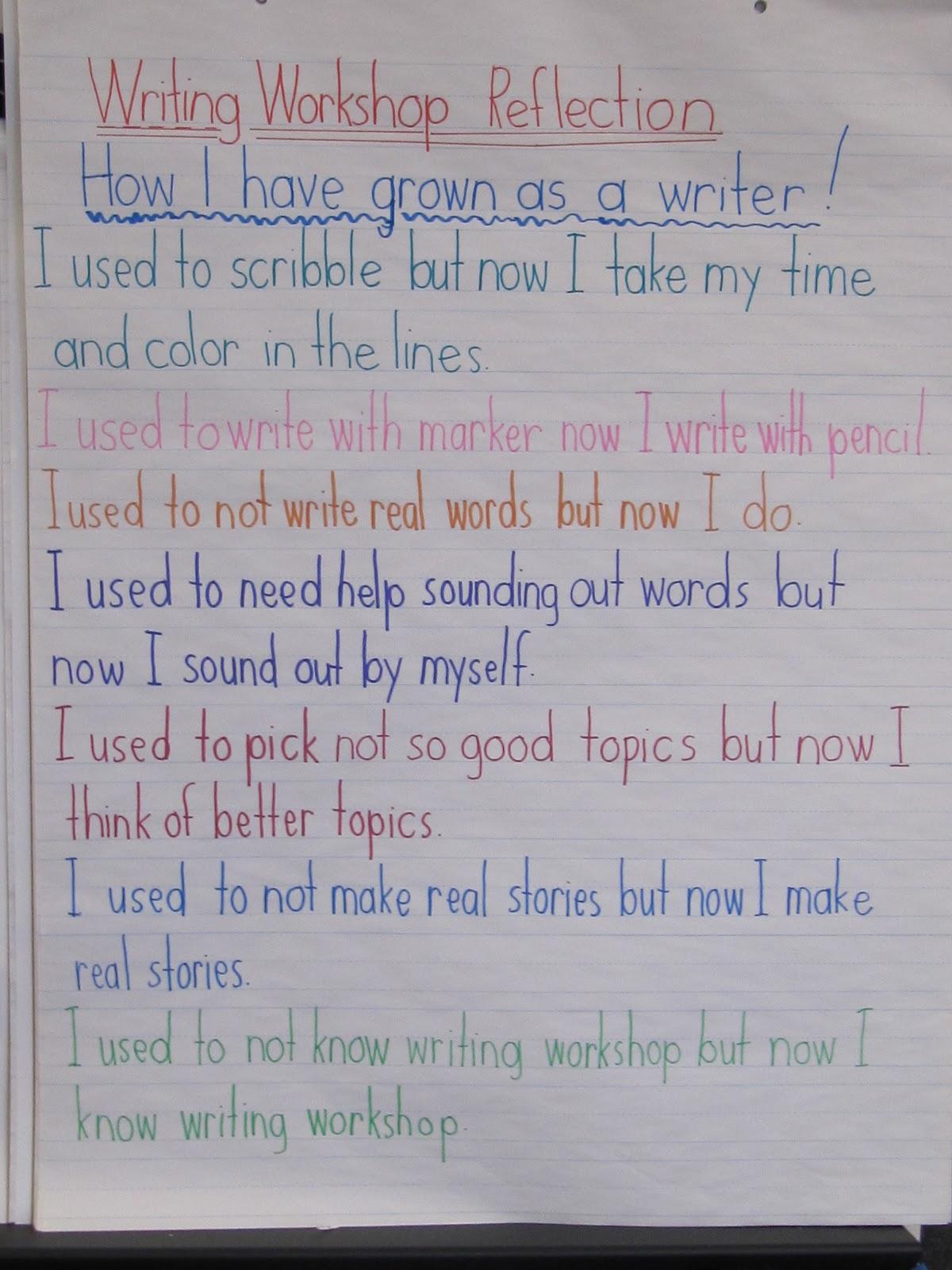 Joyful Learning In Kc Writing Workshop