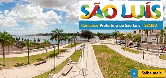 Concurso Prefeitura de São Luís SEMED-MA (Apostila)