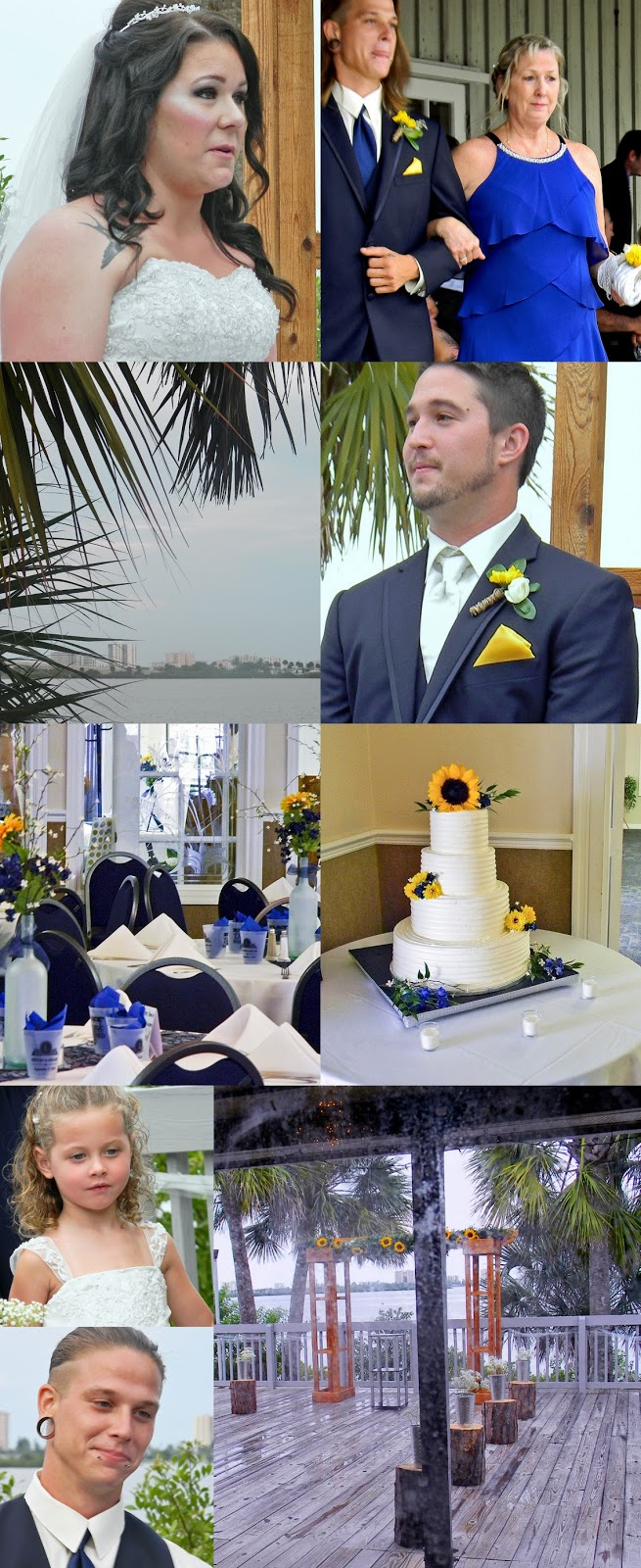 Longfritz Wedding Photo Collage