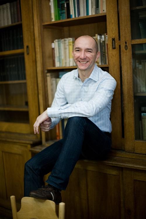 Prof. dr hab. Jacek Młynarski ICHO PAN - laureat TEAM 4_2017 - fot. Krzysztof Sordyl