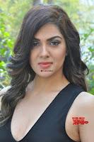 Sakshi Chaudhary in beuatiful black Deep neck Top and trousers at oollo pelliki kukka ~  Exclusive Galleries 011.jpg