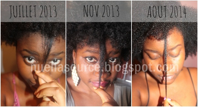Routine capillaire cheveux afro naturels