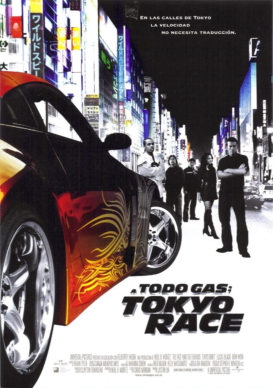 A todo Gas 3: Tokyo Race - Cartel