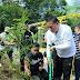 Peringatan Lingkungan Hidup Sedunia ke- 22, Walikota Eman Tanam Pohon