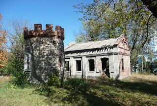 Новоекономічне (Каракове). Центр селища