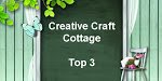 In de top 3 bij Creative Craft Cottage