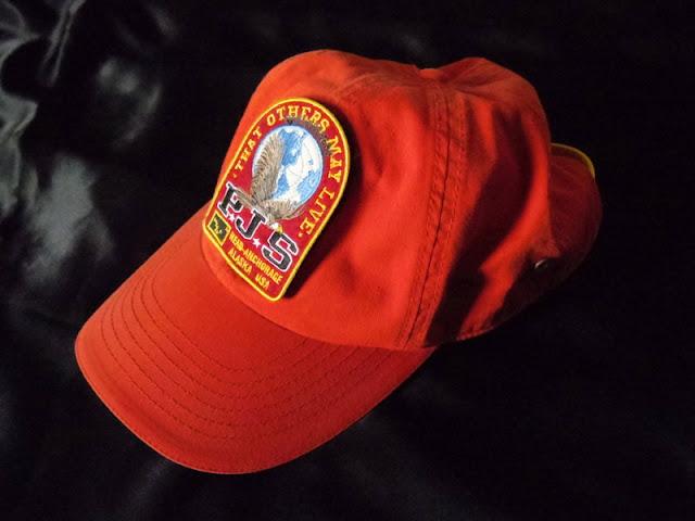 パラジャンパーズの帽子
