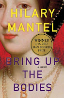 historical fiction Tudors Hilary Mantel
