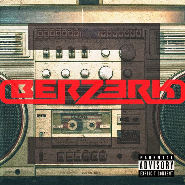 Eminem - Berzerk (Mastered for iTunes) - Single Cover