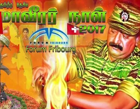 Tamil Eela Thesiya Maaveerar Naal 2017 SWISS