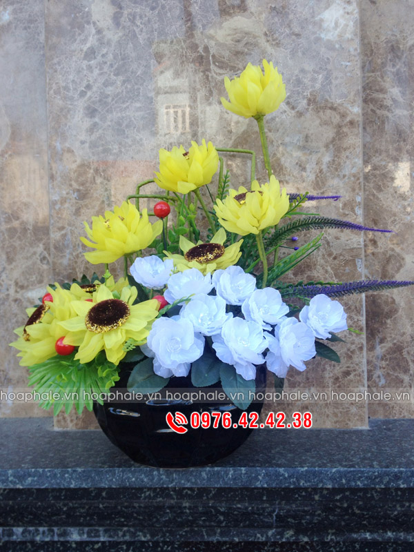 Hoa pha lê - Hoa hướng dương