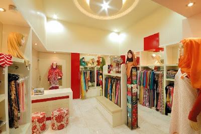 cara bisnis butik baju muslim trendy