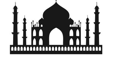 Masjid Vector Cdr - Gambar Islami