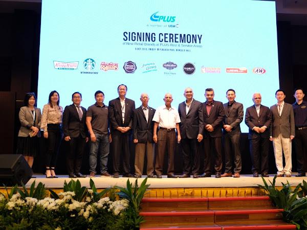 Transformasi R&R Plus Highway - Jalin Kerjasama dengan Jenama Besar dan menaik taraf R&R