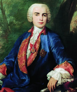 The castrato singer Farinelli was one of Porpora's  most successful pupils