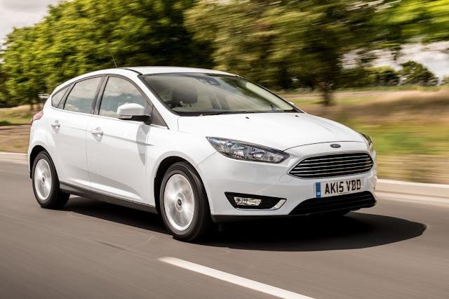 9. Ford Focus discount car