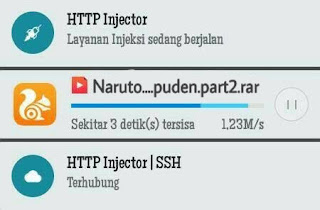CONFIG MULTI SSH HTTP INJECTOR