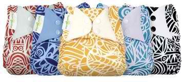 Cloth Diaper Prints
