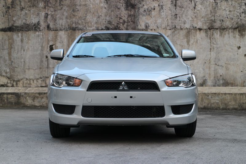 Review 2013 Mitsubishi Lancer Ex Glx A T Philippine Car