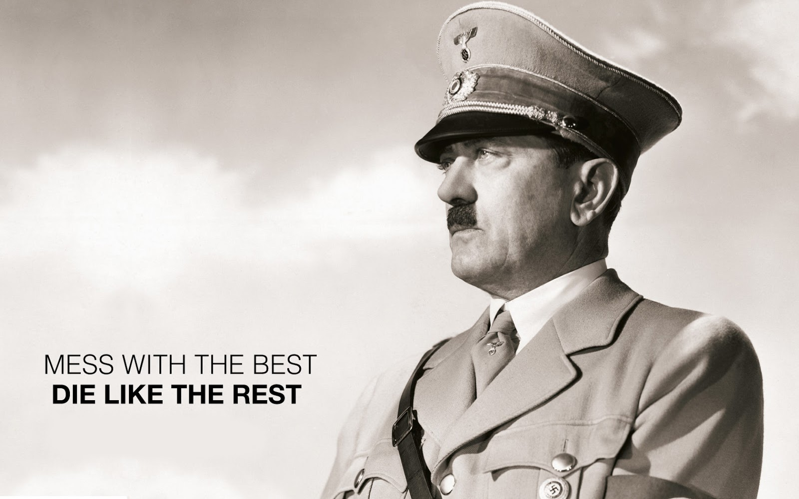 Adolf Hitler Wallpaper: Muhammad Nouman Ali Sheroz Awais Iqbal Talha Mohsin Riaz