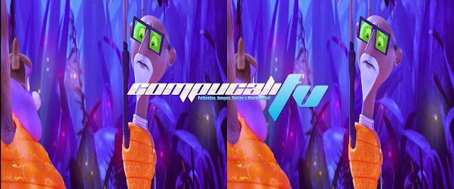 Lluvia De Hamburguesas 2 3D SBS Latino