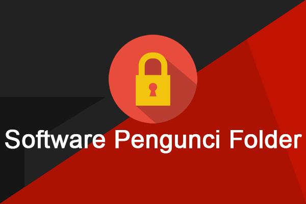 aplikasi pengunci folder pc,software