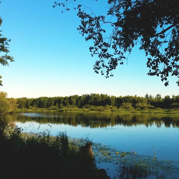 Jõe ääres