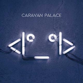 Caravan Palace, Robot face