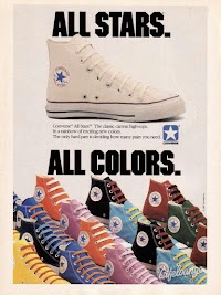 Converse Chucks -- An Iconic Skate Shoe of the Eighties