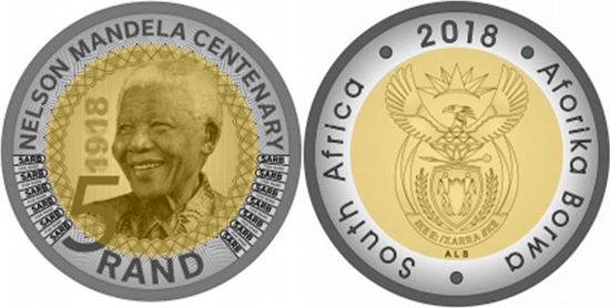 Image result for World Coin News Mandela