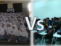 Perbedaan Dunia Sekolah dan Dunia Kuliah