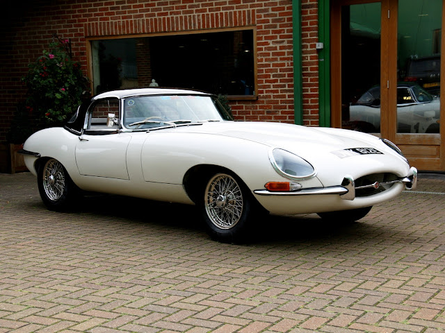 Jaguar E-Type 1961-1975