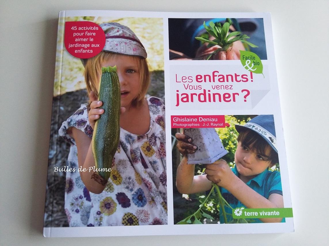 Les enfants vous venez jardiner terre vivante blogs for Jardinage le monde