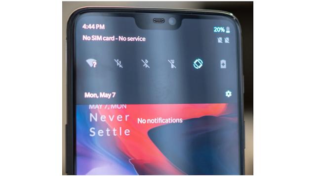Cara Memperbaiki Masalah Umur Baterai OnePlus 6 7