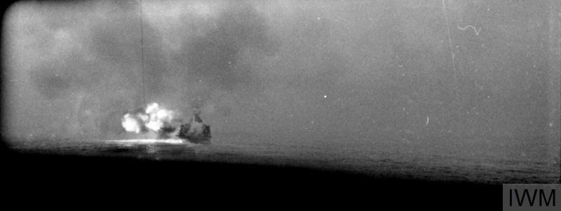 9 February 1941 worldwartwo.filminspector.com HMS Renown Genoa