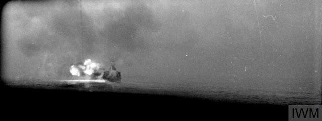 9 February 1941 worldwartwo.filminspector.com HMS Renown Genoa