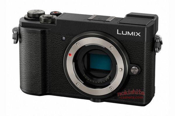 Panasonic Lumix GX9, вид спреди