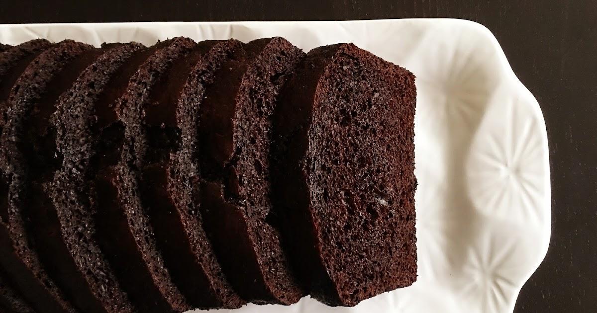 Black Magic Chocolate Loaf