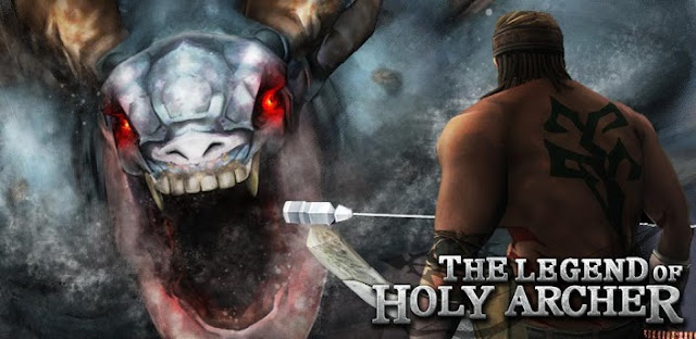 Game: The Legend Of Holy Archer English Version 1.0.5 APK + DATA Direct Link