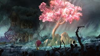 Child of Light Xbox Wallpaper