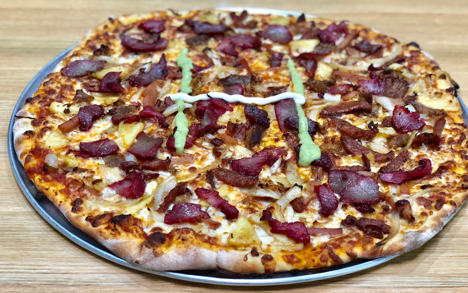 Fantástico Cocina Pizza De Boston Regalo - Ideas Del Gabinete de ...